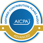 Defined Contribution Plan badge